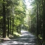 WNE Greenway bike route Salsbury CT
